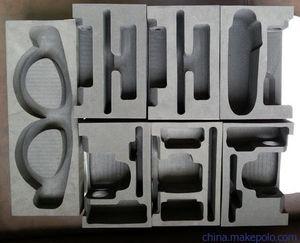 PE泡棉镂铣雕刻